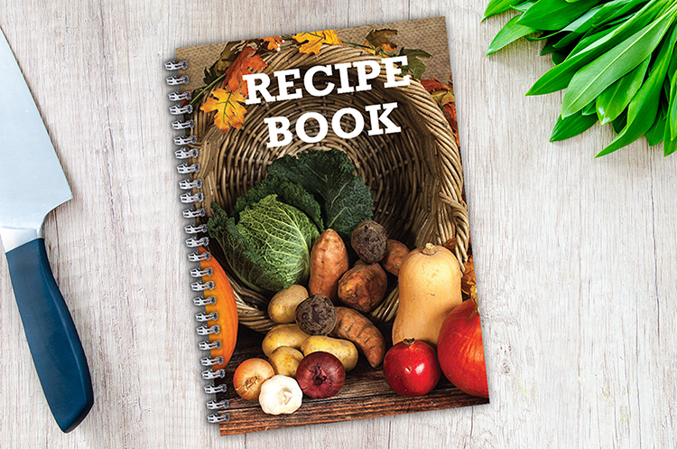 Fundraising Cookbook Cover - 101